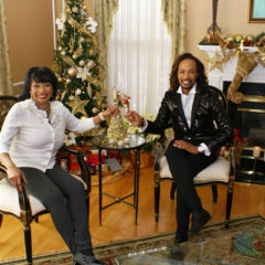 Paul Wharton's Merry Mosaic with Guest Tyra Banks