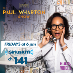 The Paul Wharton Show is Here!