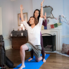 Looking Inside Pari Bradlee's Passion for Yoga on Paul Wharton Style