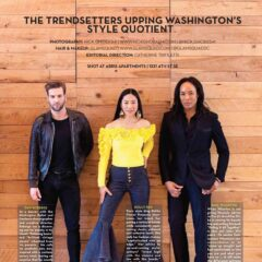 Washington Life Magazine's The Men & Women of Style and Substance Issue